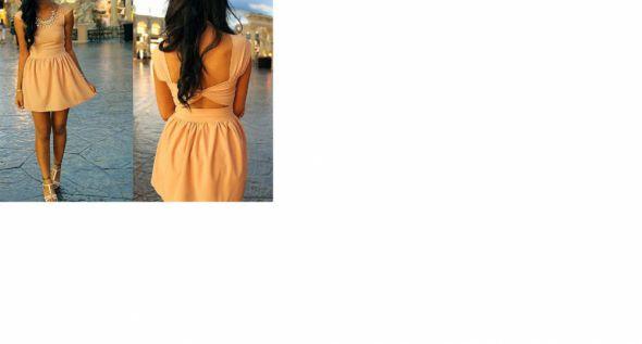 Na specjalne okazje sukienka summer