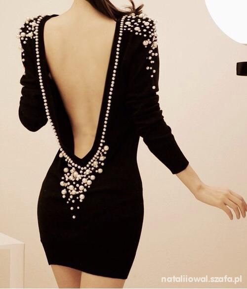 441ae129b0 sukienka odkryte plecy. Ubrania sukienka odkryte plecy