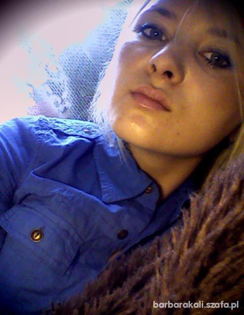 Niebieska koszula