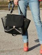 TOREBKA GWIAZD TORBA KUFEREK blogerek shopper bag