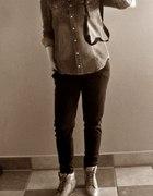 spodnie dresowe na rozne sposoby