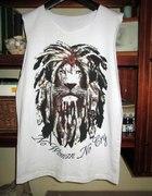 Koszulka Rasta Lion
