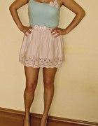 wiosenna sukienka...