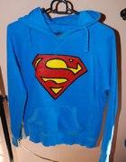 BLUZA SUPERMEN SUPERMAN S M L XL