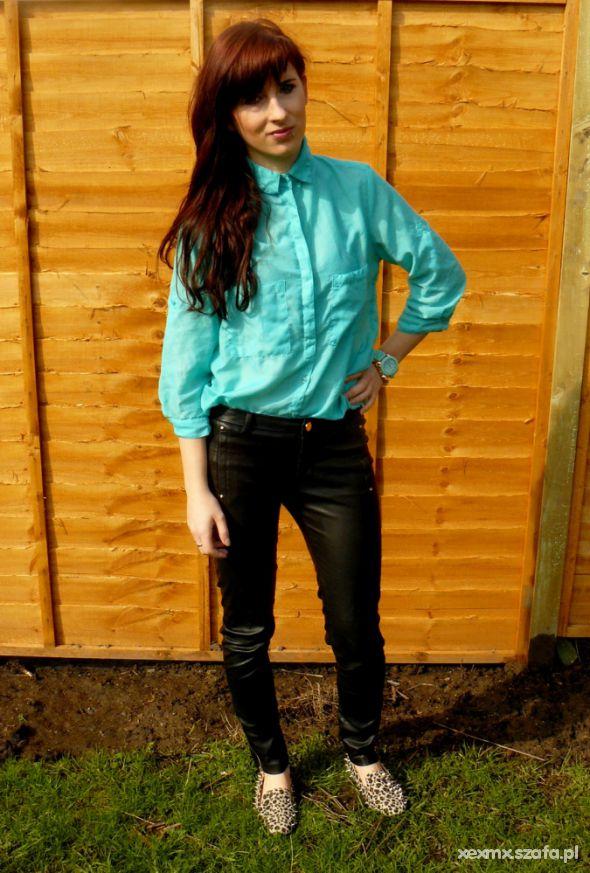Mój styl mint&black