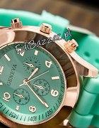 Nowości Złoty Zegarek GENEVA jelly watch 3 kolor