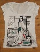 10zł nowy TROLL t shirt koszulka L XL lub OVERSIZE