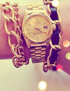 Rolex must have...