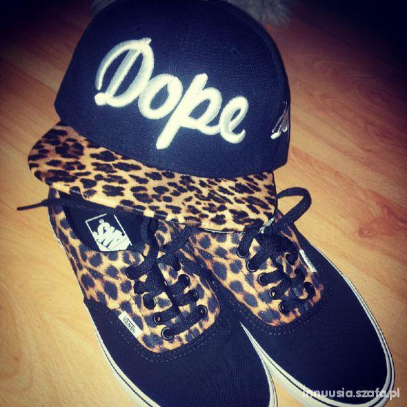 Mój styl leopard