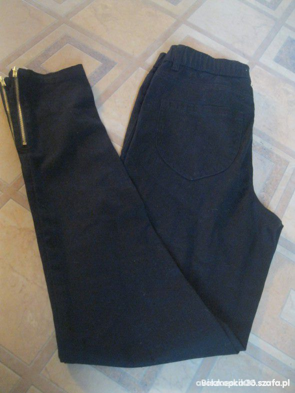 tregginsy zip na nogawce