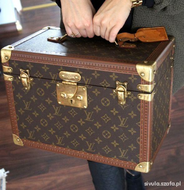 Louis Vuitton Kuferek