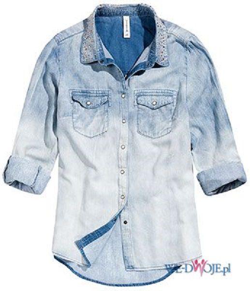 Koszula reserved jeans PILNE