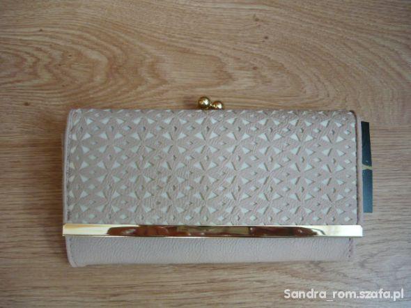 834e6d2c22add Ażurowy portfel Primark w Portfele - Szafa.pl