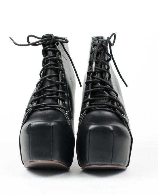 buty LITY black IDEAL czarne...