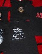 Koszulka guns n roses ACDC...