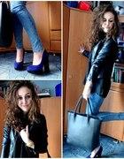 heels...