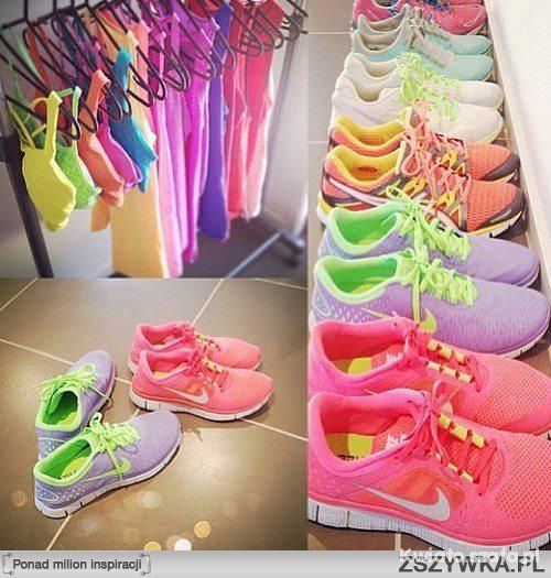 Sportowe Nike