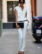 koszula i spodnie