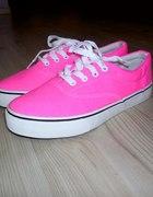 Fluo pink Vansy 41
