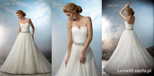Na specjalne okazje Suknia ślubna jak z bajki