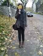 When autumn was warm enough...