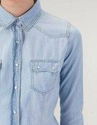 koszula jeansowa stradivarius 36