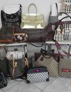 Louis Vuitton Gucci Prada Chanel Burberry Hermes...