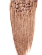 Naturalne doczepiane włosy CLIP IN 40 cm 75 gram