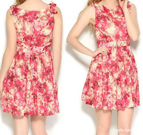 Sukienka w kwiaty Orsay