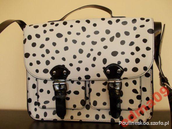 h&m torebka dalmatyńczyk