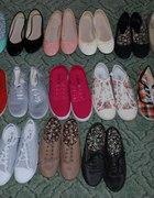 Płaskie buty na lato