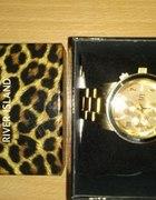 złoty zegarek river island