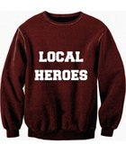 Bluza Local Heroes...