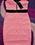 sukienka bandage tally weijl M