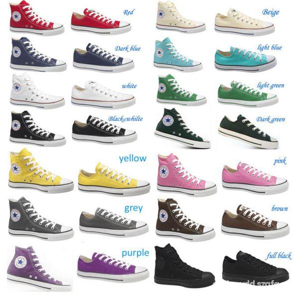 CONVERSE różne rozmiary kolory rozmiar od 36 do 44
