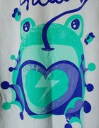 koszulka cropp z obrazkiem