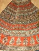 Spódnica etno