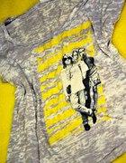 Nirvana żółto szara
