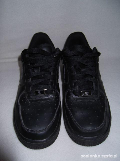 nike air force 1 czarne low