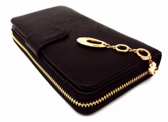 43840819bf89a duży podwójny portfel damski w Portfele - Szafa.pl