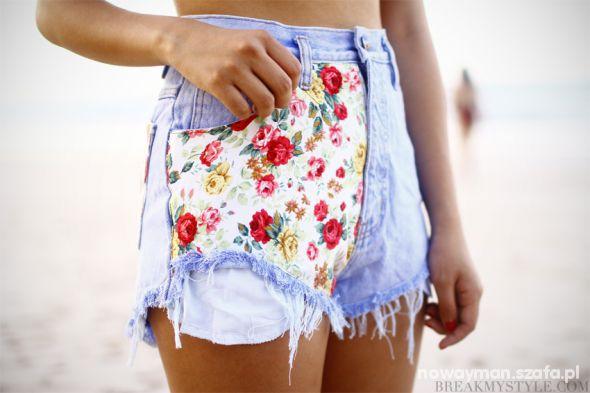 station shorts...