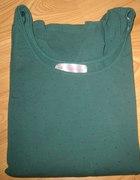 Zielona bluzka cropp