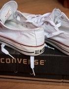 converse biale 36