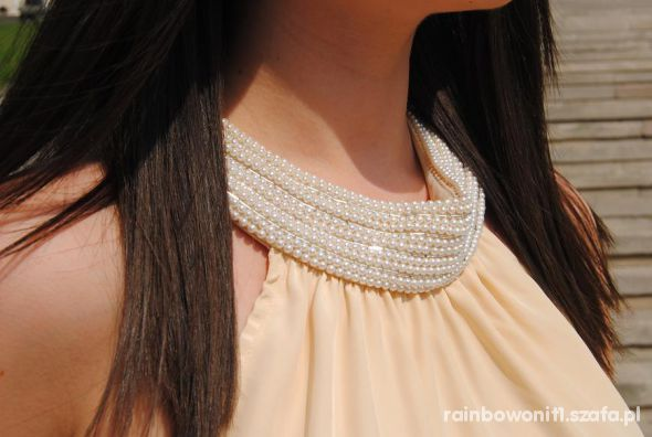Bluzki Vero moda perełki
