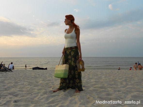Romantyczne wspomnienie wakacji