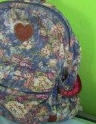 plecak floral