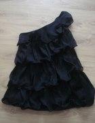 Sukienka falbany 40