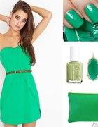 Zielona Sukieneczka