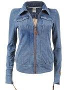 bluza jeansowa object...