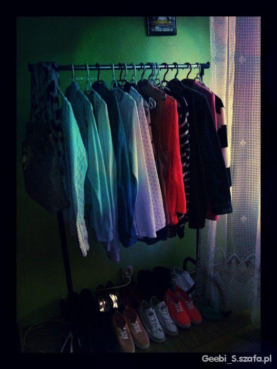 Pozostałe mini garderoba